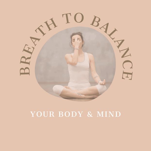 Breath to Balance Icon