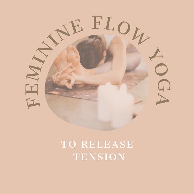 Feminine Flow Yoga Icon