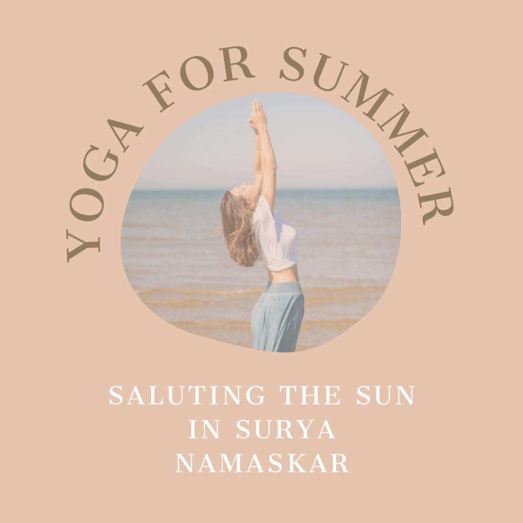 Yoga for Summer