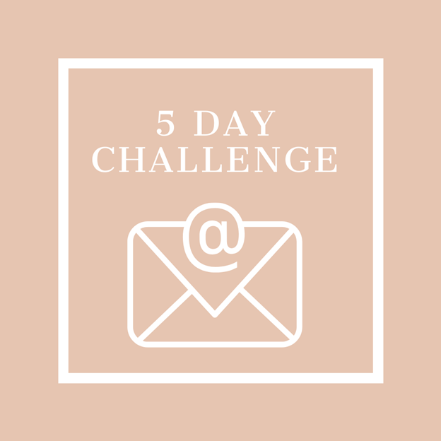 5 Day Challenge Icon