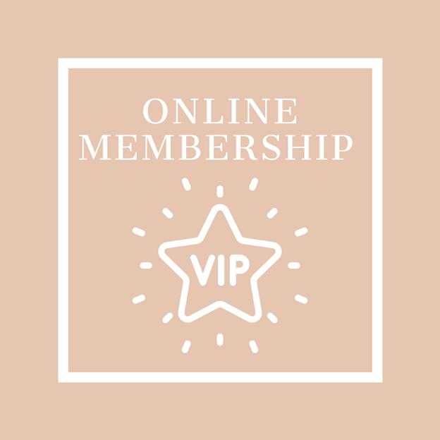 Online Membership Icon